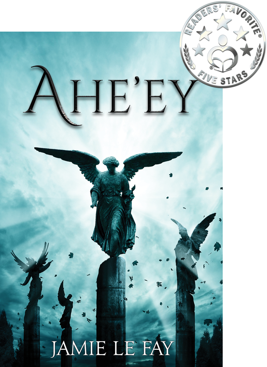Ahe'ey - Fantasy Romance Novel