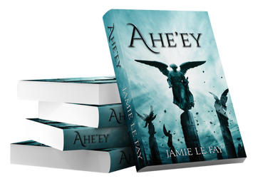 Ahe'ey, a feminist novel by Jamie Le Fay