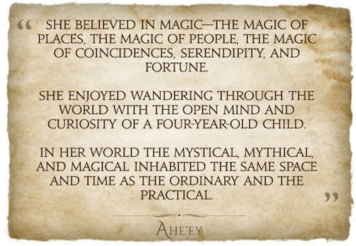 She Believed In Magic